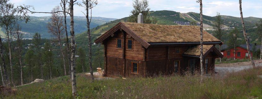 En trygg byggeprosess når jeg skal bygge hytte