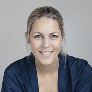 selvportrett av Hanna Rydström